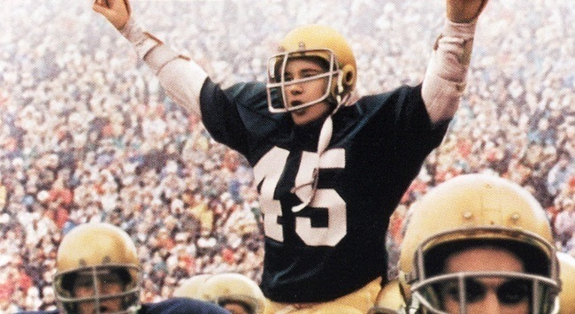 Have You Seen the Movie Rudy? | Ted Prodromou